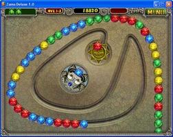 Zuma Deluxe screenshot 2