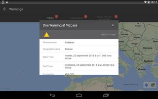 Weather 14 Days - Meteored screenshot 4