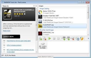 DAEMON Tools screenshot 3