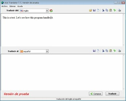 Ace Translator screenshot 2