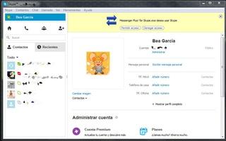 Messenger Plus! Live for Skype screenshot 2
