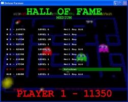 Deluxe Pacman screenshot 5