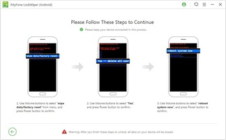 iMyFone LockWiper (Android) screenshot 7