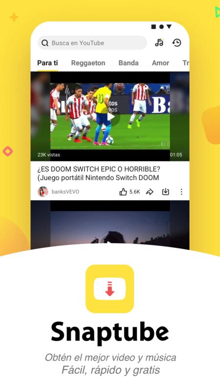 Descargar Snaptube premium APK (actualizado) para Android gratis
