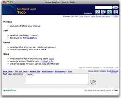 ProjectForum screenshot 3