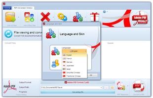 Adobe PDF Converter screenshot 3