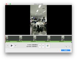 PhotoStage Free Slideshow Maker for Mac screenshot 3