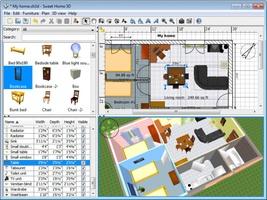 Sweet Home 3D screenshot 3