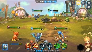 Skylanders Ring of Heroes screenshot 2