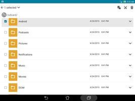 ASUS File Manager screenshot 7