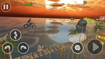 Bike Stunt Tricks Master screenshot 2