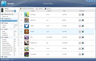 Syncios Manager screenshot 4