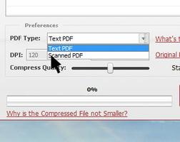 PDF Compressor screenshot 4