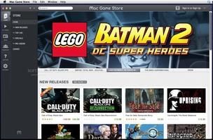 Mac Game Store screenshot 2