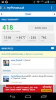 Calorie Counter - MyFitnessPal screenshot 3