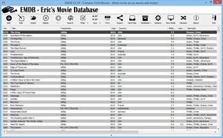 EMDB screenshot 3