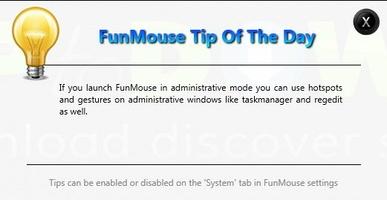 FunMouse screenshot 2
