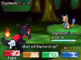 Pokemon Uranium screenshot 2