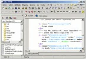 Editor HTML screenshot 2