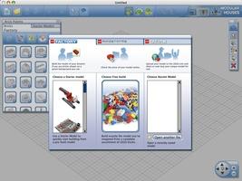 Lego Digital Designer screenshot 4