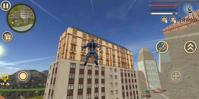 Rope Hero Vice Town screenshot 8
