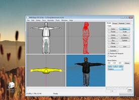MilkShape 3D screenshot 3