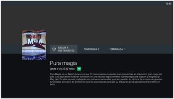 RTVE A la carta Android TV screenshot 5