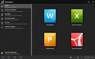 OfficeSuite + PDF Editor screenshot 5