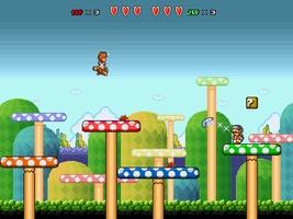 Super Mario Bros X screenshot 2