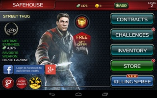 Contract Killer 2 screenshot 3