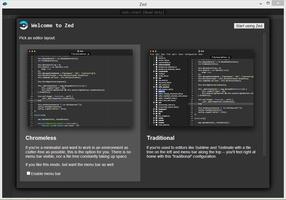 Zed screenshot 5