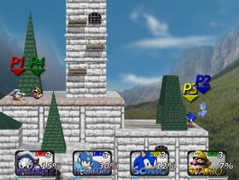 Super Smash Bros Crusade screenshot 8