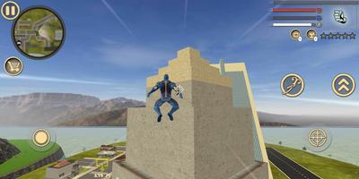 Rope Hero Vice Town screenshot 9