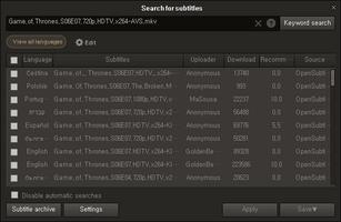 GOM Player screenshot 6