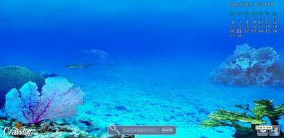 3D Marine Aquarium Screensaver screenshot 2