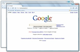 Google Chrome Portable screenshot 2