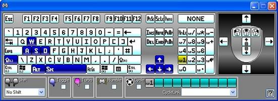 Xpadder screenshot 4
