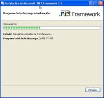 Microsoft NET Framework screenshot 3
