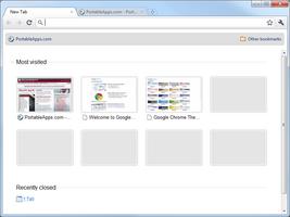 Google Chrome Portable screenshot 3