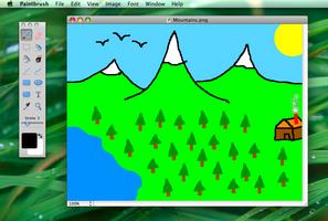 Paintbrush screenshot 2