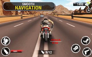 Highway Stunt Bike Riders screenshot 5