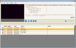 Easy Subtitles Synchronizer screenshot 3