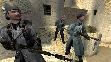 Wolfenstein Enemy Territory screenshot 2