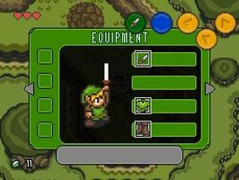 The Legend of Zelda: Ocarina of Time 2D screenshot 4