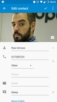 Google Contacts screenshot 4