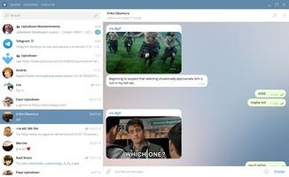 Telegram for Desktop screenshot 2