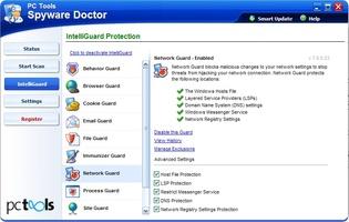 Spyware Doctor screenshot 4