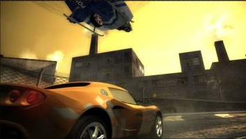 Need for Speed Most Wanted screenshot 6