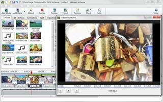 PhotoStage Pro Edition screenshot 12