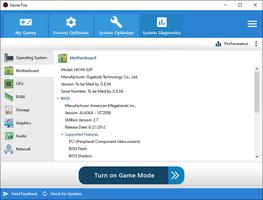 Game Fire screenshot 4